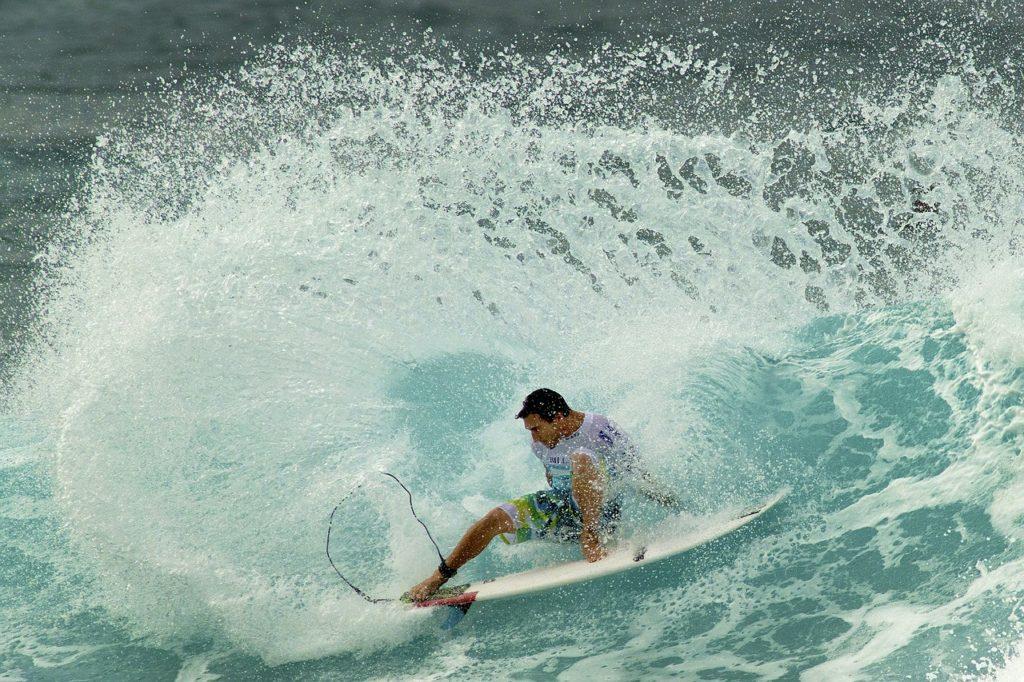 サーフィン 2020年東京オリンピック 今から観戦の予習を始めよう!