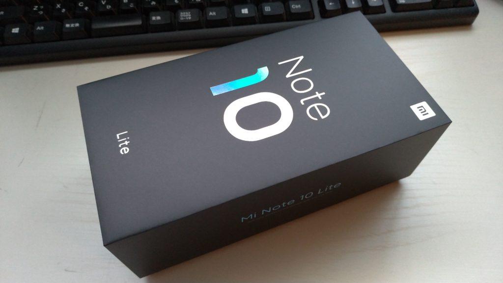 Mi Note 10Lite