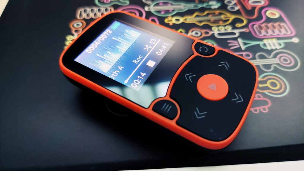 MP3プレーヤー